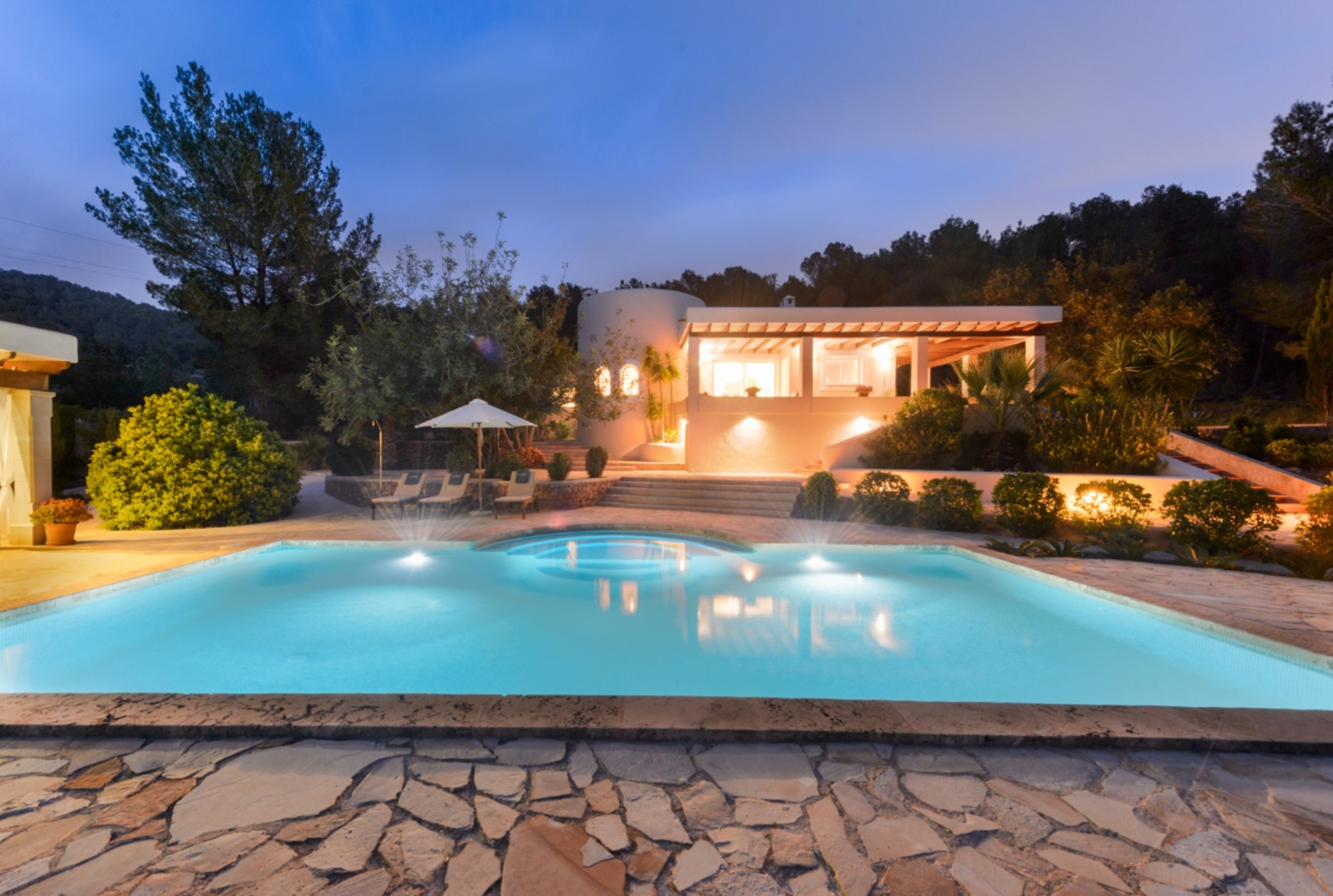 Villa 3 Bedrooms with Pool and WiFi 102969
