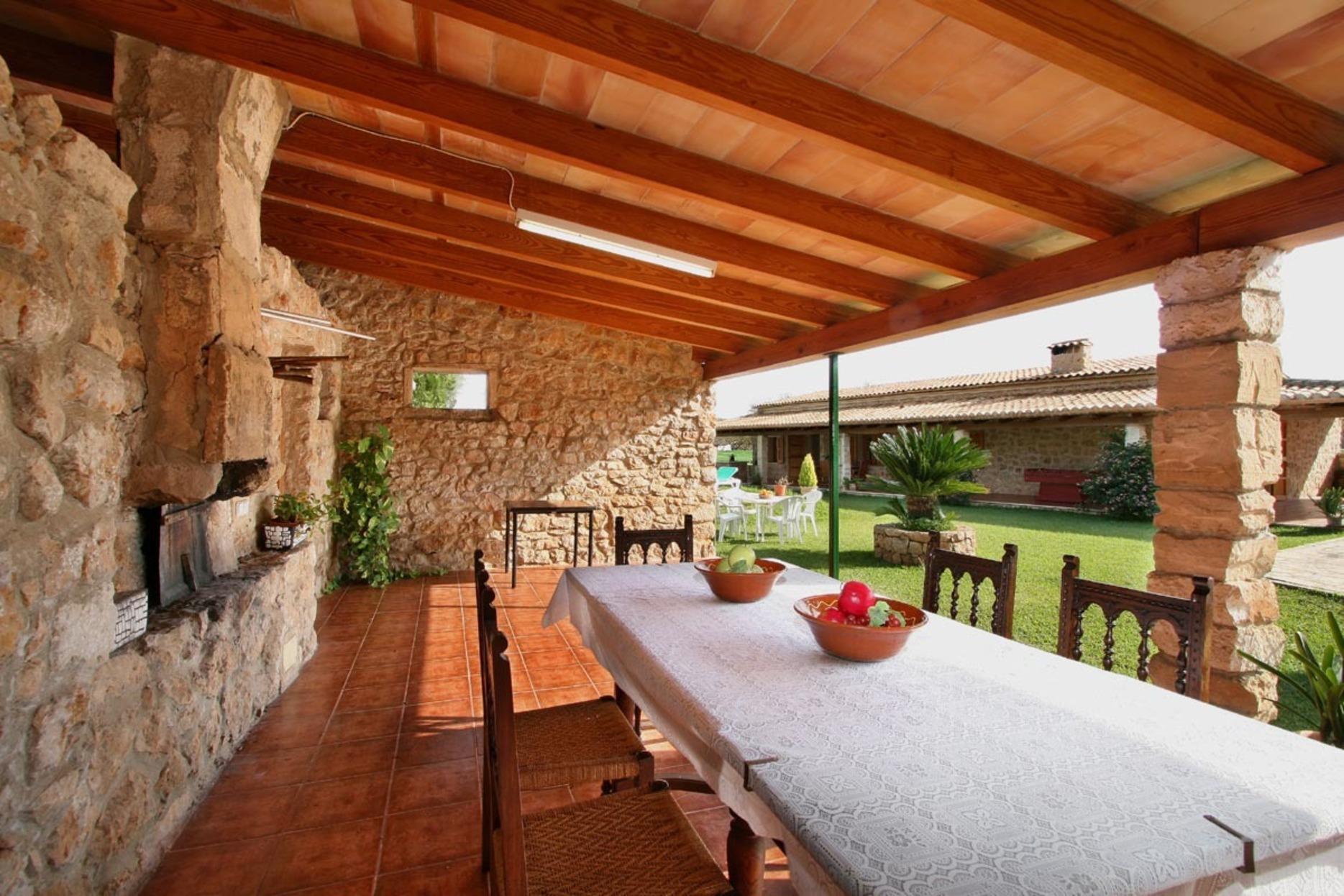 Villa 3 Bedrooms with Pool and WiFi 103199