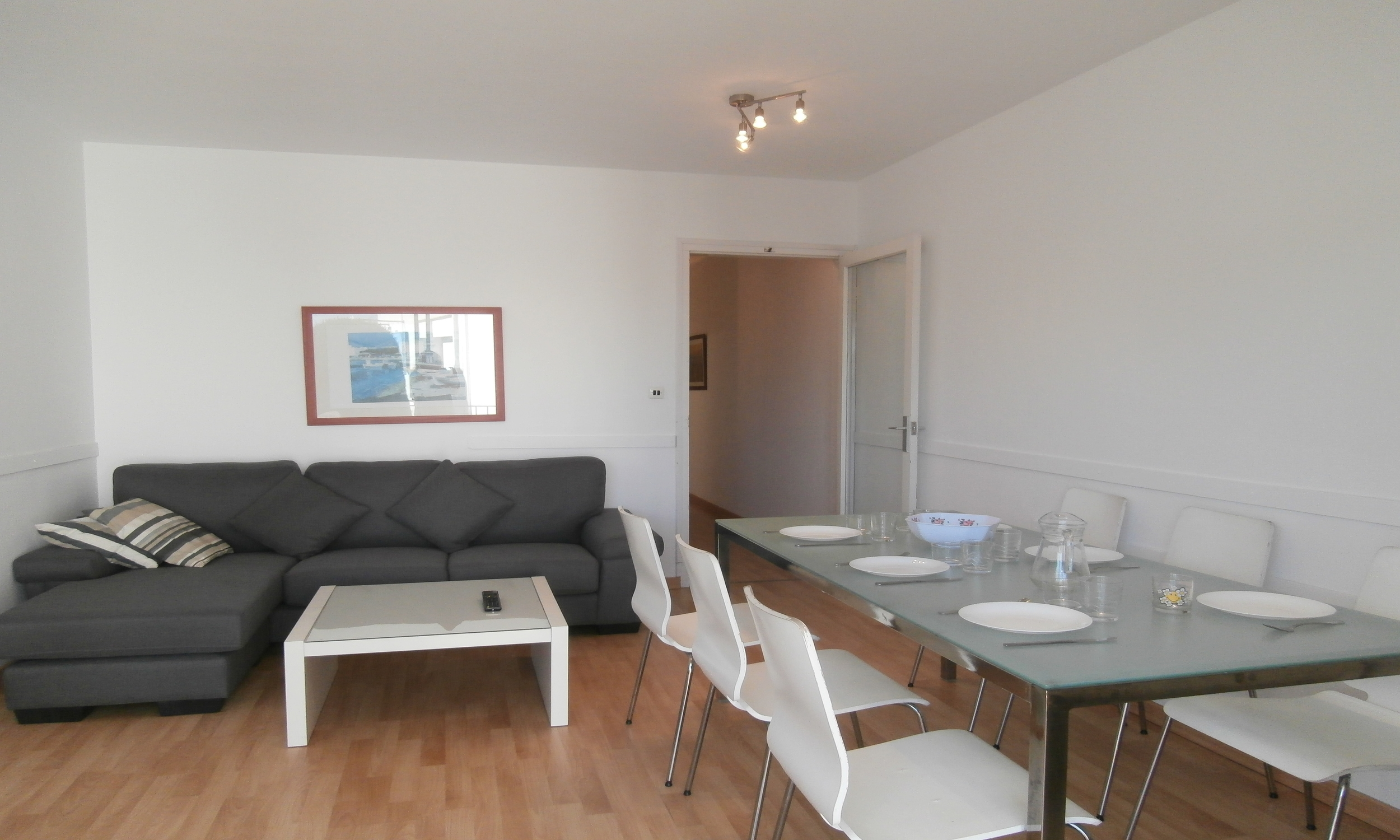 Apartment - 3 Bedrooms with Sea views (young people group not allowed) - 104687