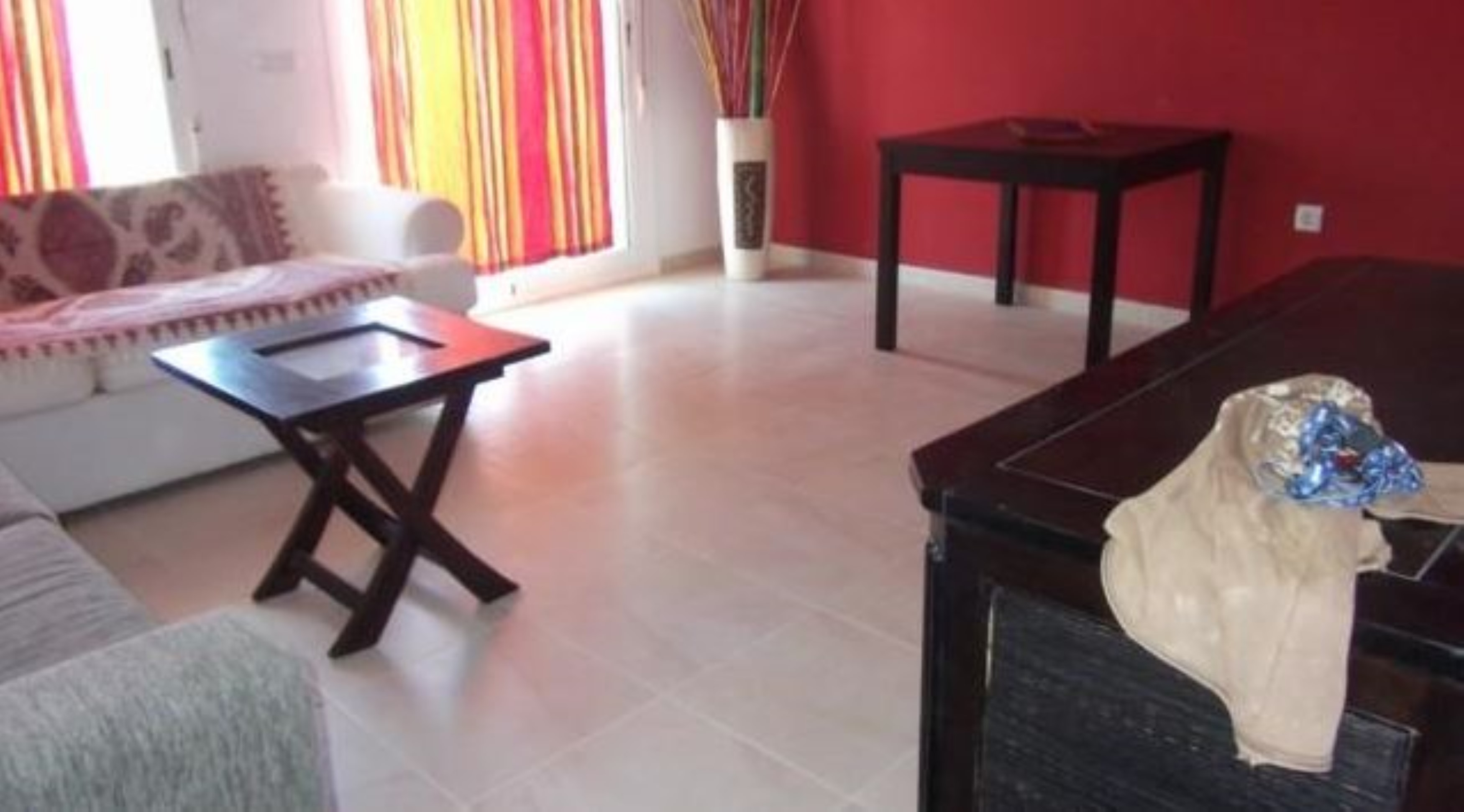 Apartment 1 bedroom with pool and WiFi 106097