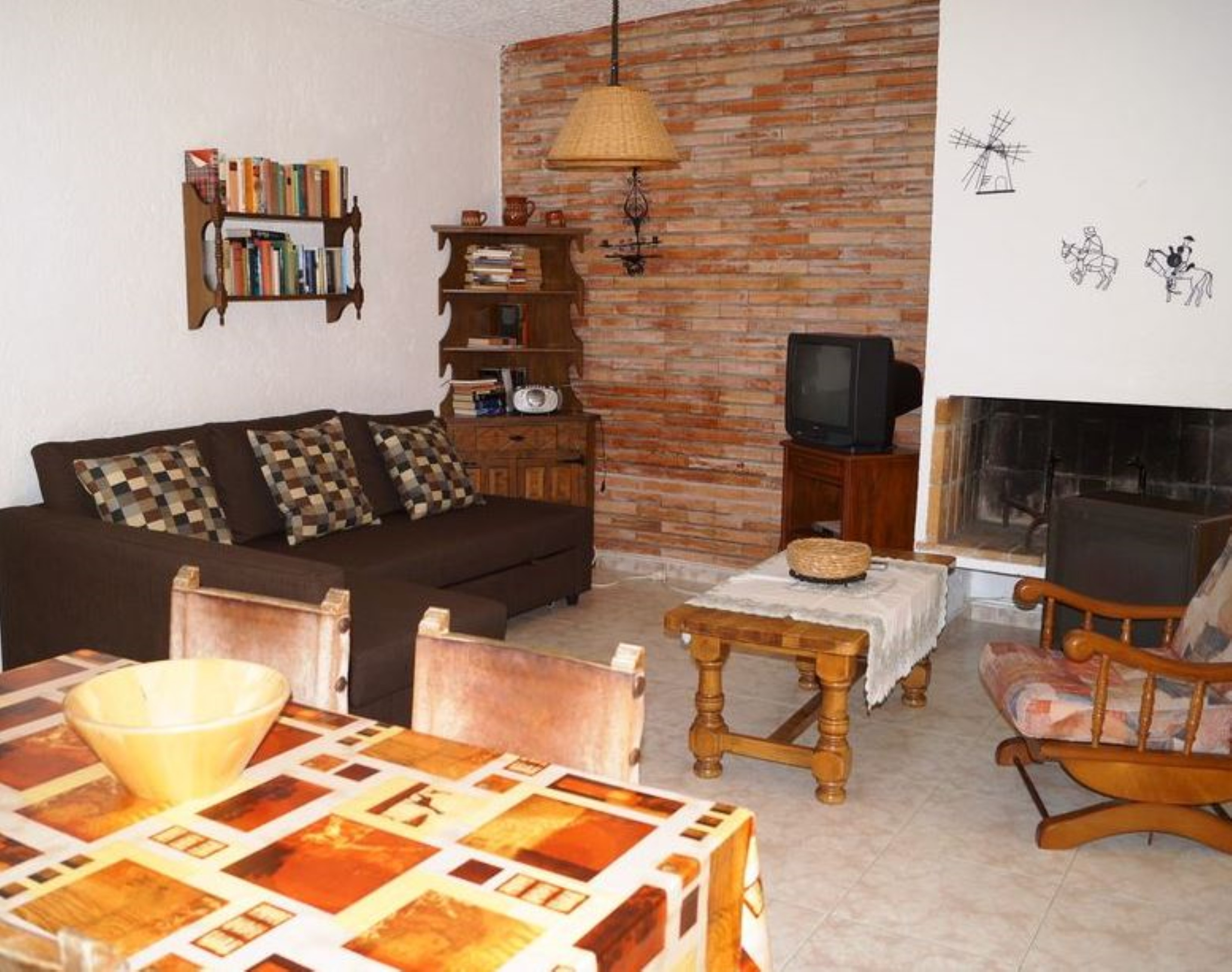 House - 2 Bedrooms with Pool (young people group not allowed) - 107070