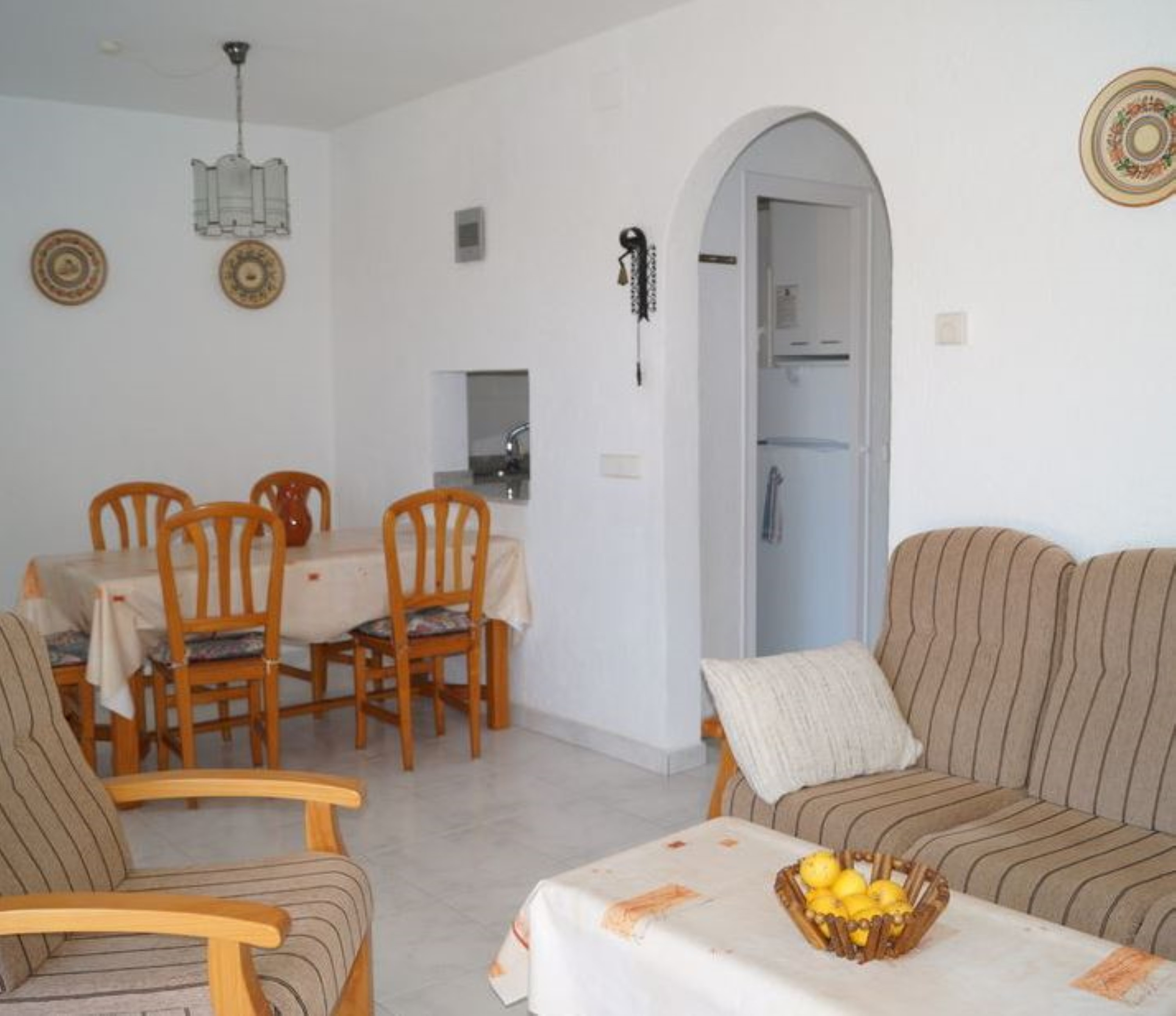 House - 2 Bedrooms with Pool and Sea views - 107091