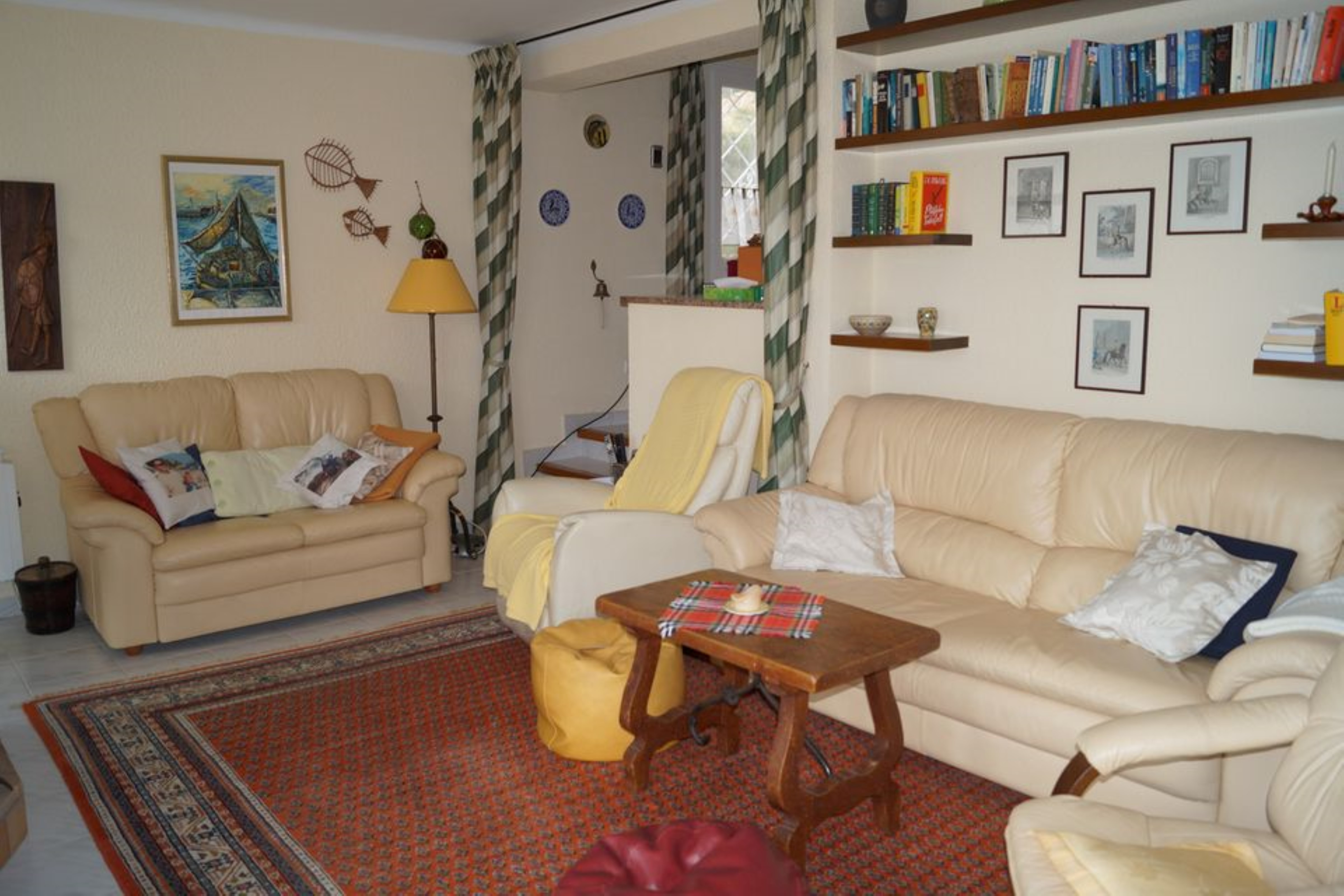 House - 2 Bedrooms with Pool (young people group not allowed) - 107526