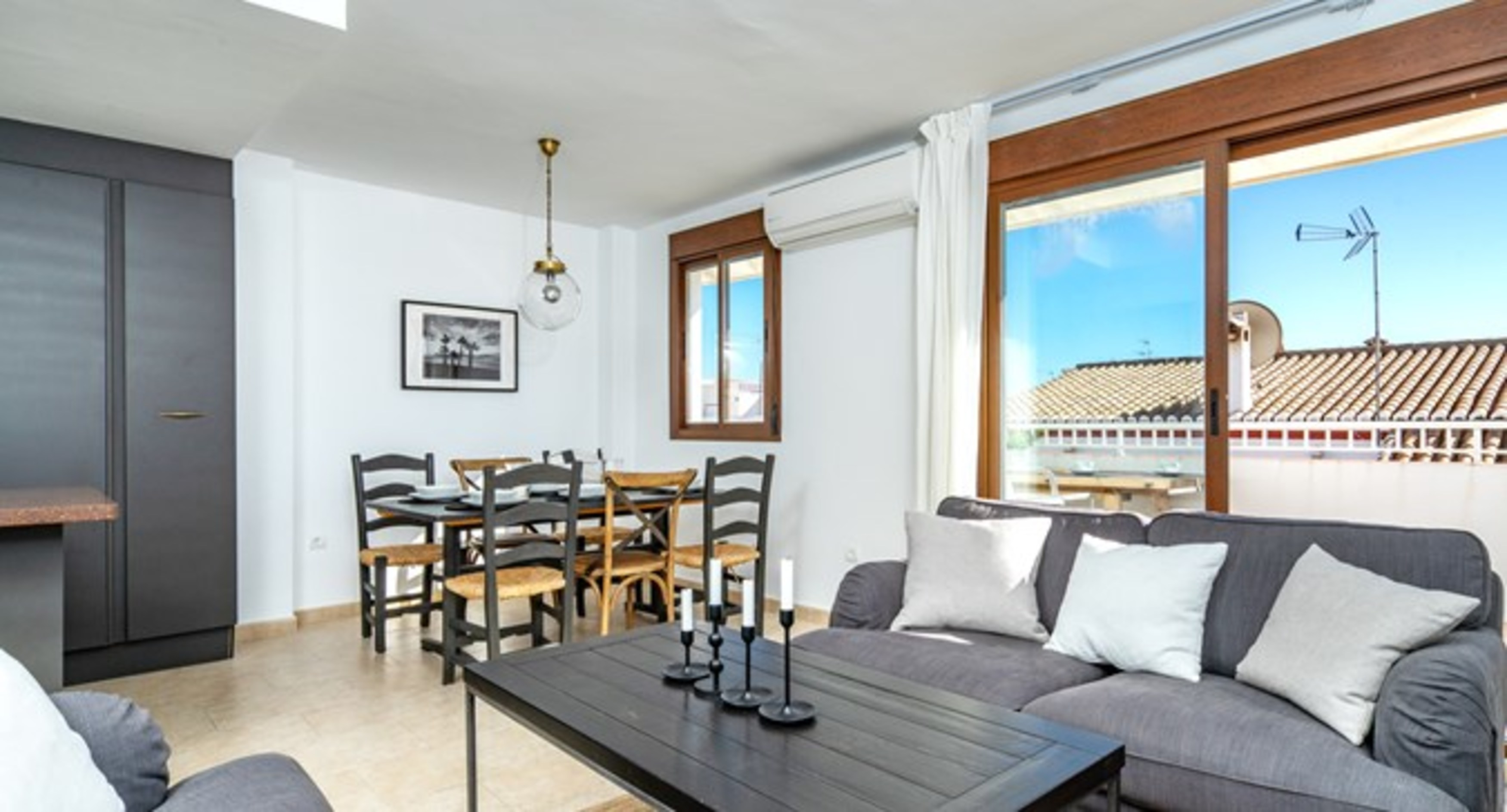 Apartment - 3 Bedrooms with Pool and WiFi - 107694