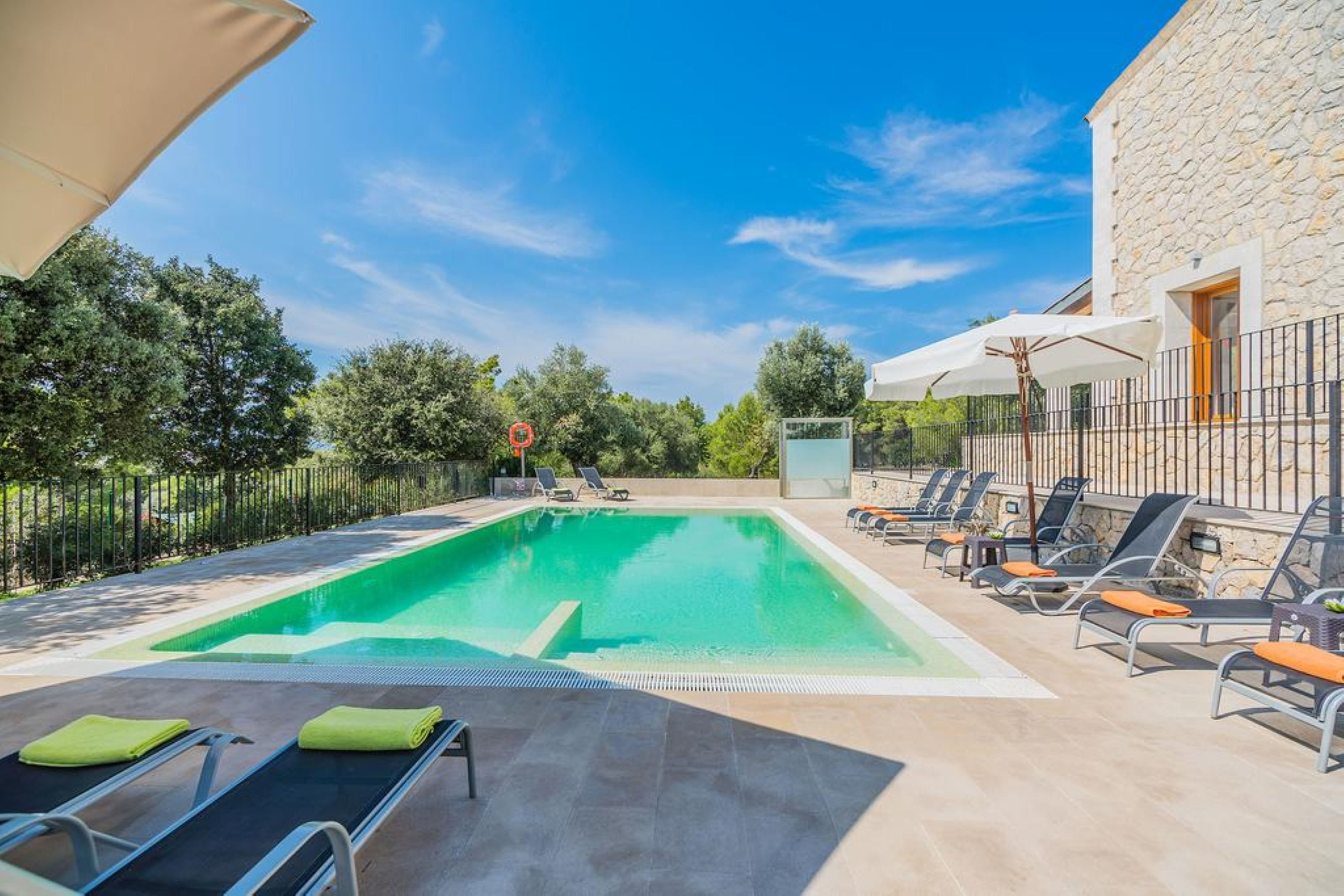 Villa - 6 Bedrooms with Pool and WiFi - 108707 Villa in Spanien
