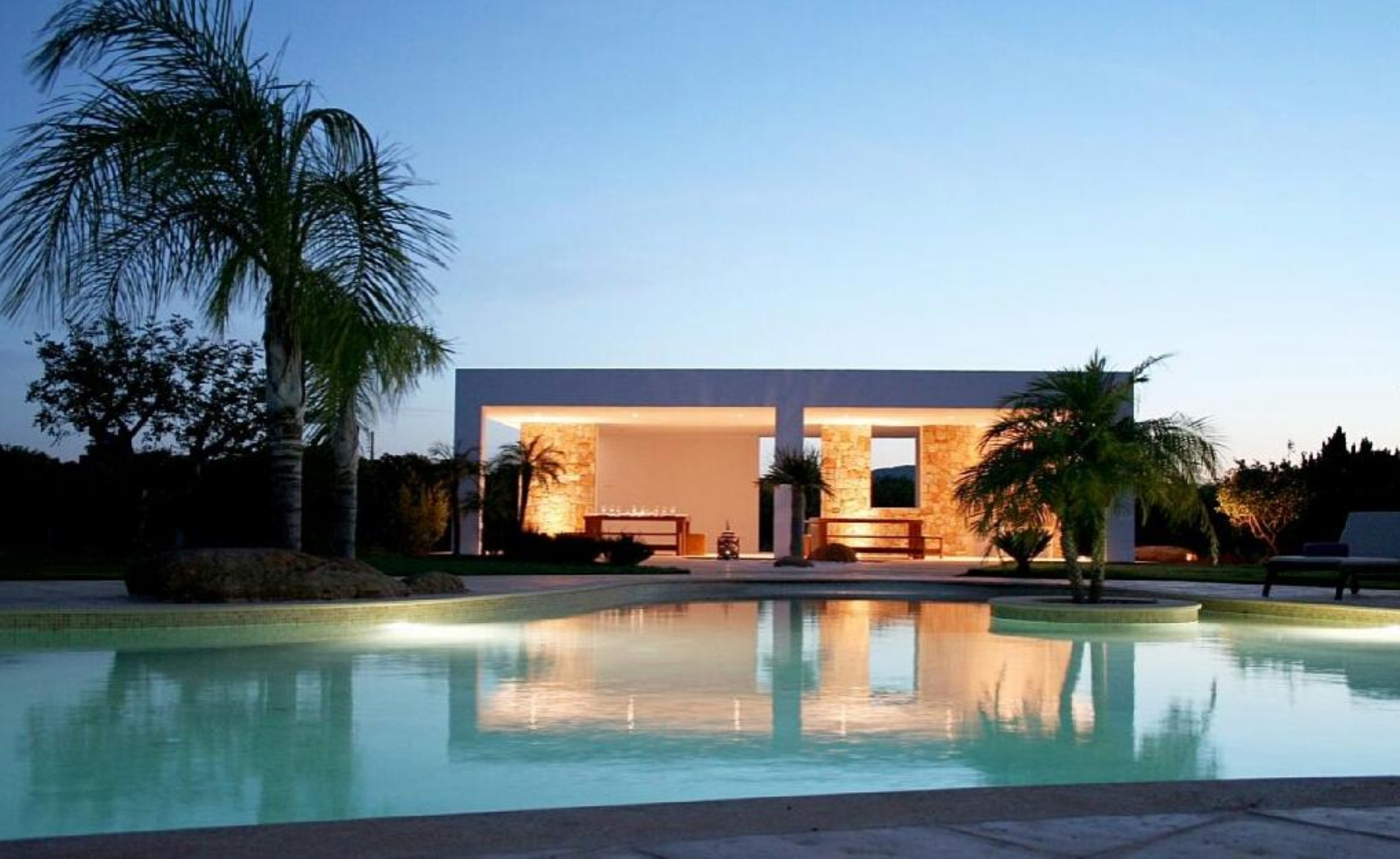 Villa 4 Bedrooms with Pool and WiFi 108984