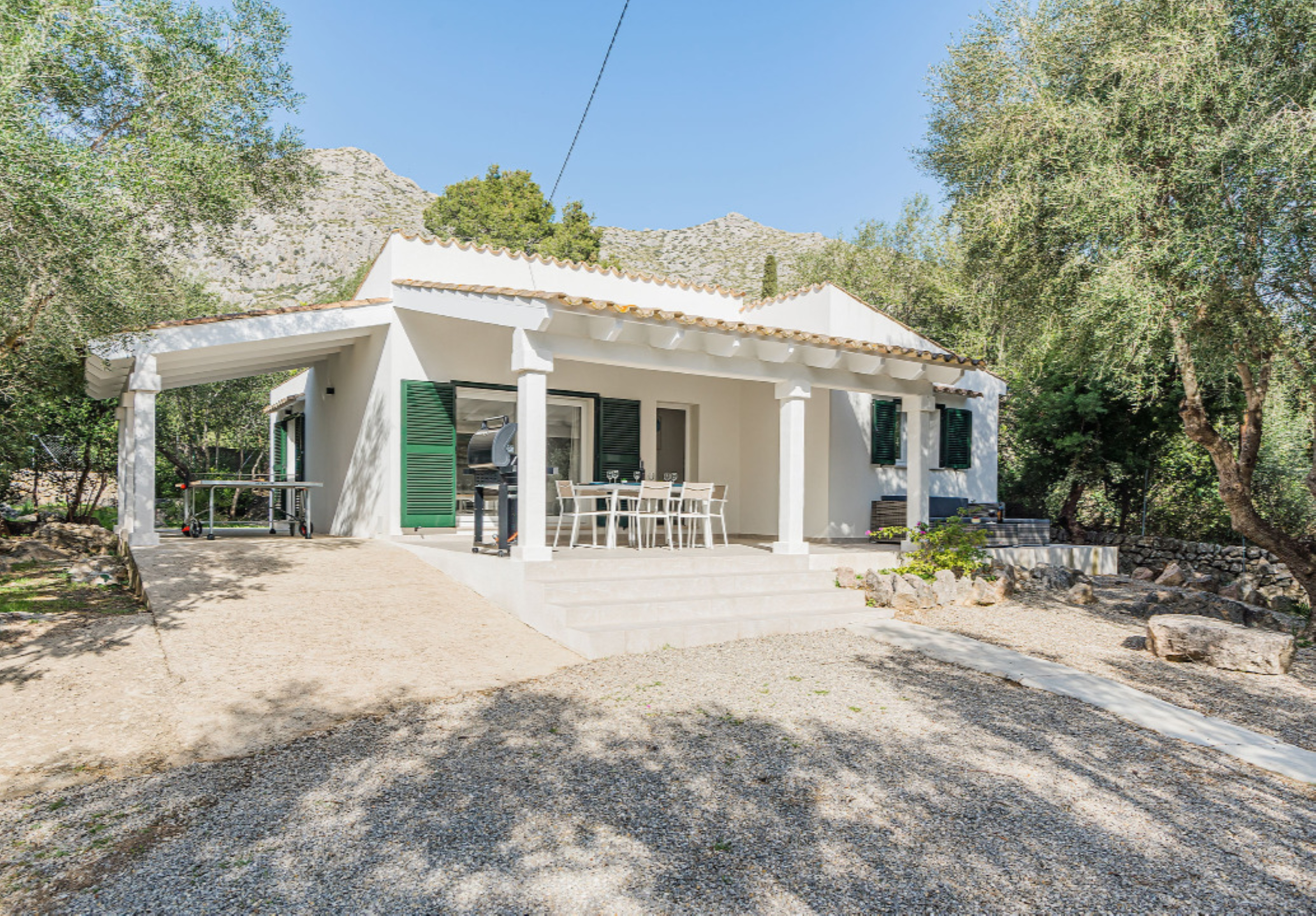 Villa - 3 Bedrooms with Pool and WiFi - 109163